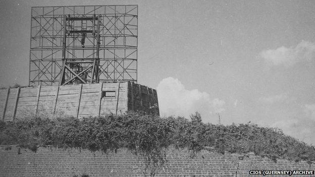 Fort George Radar Station