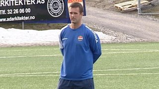 Stromsgodset head coach Ronny Deila