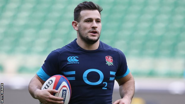 Danny Care of England