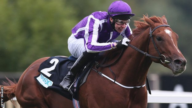 Derby Australia  City new picture : BBC Sport Epsom Derby: Australia wins to make history for Aidan O ...