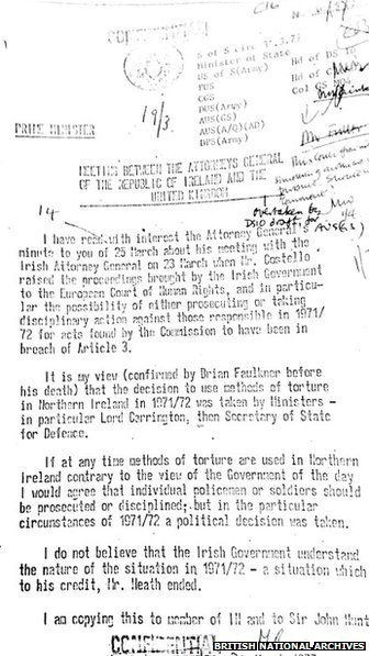 Letter from Merlyn Rees to James Callaghan