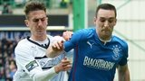 Raith Rovers will face Rangers in the Championship