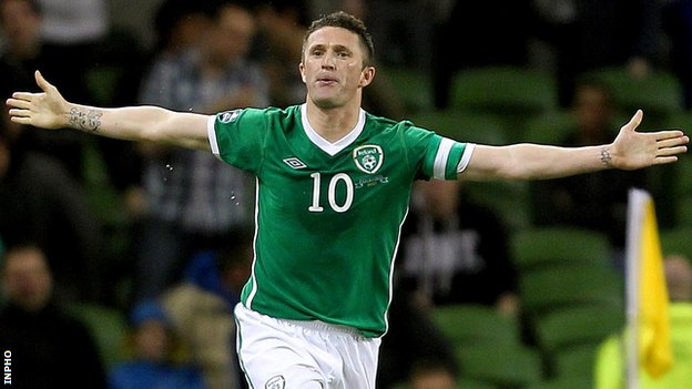 Robbie Keane has scored 62 goals in 131 Republic appearances