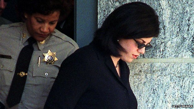 Monica Lewinsky, shown in Maryland In 1999