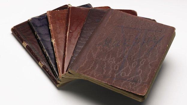 Beckett's books