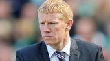 Norwich City first team coach Gary Holt