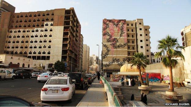 Graffiti, Jeddah
