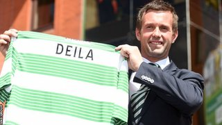 New Celtic manager Ronny Deila