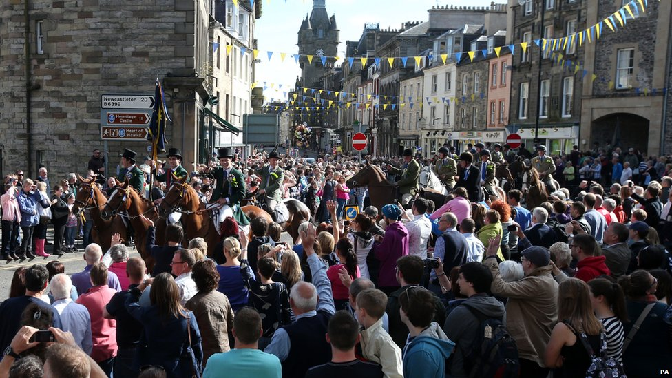 Hawick Common Riding