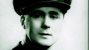 Basil Tarrant