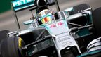 Lewis Hamilton sets the top time in second practice for the Canadian Grand Prix