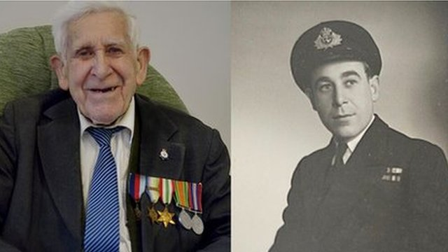 Veteran returns to Normandy