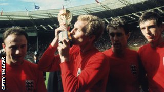 England's Bobby Moore