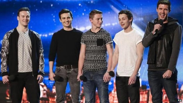 who won britians got talent