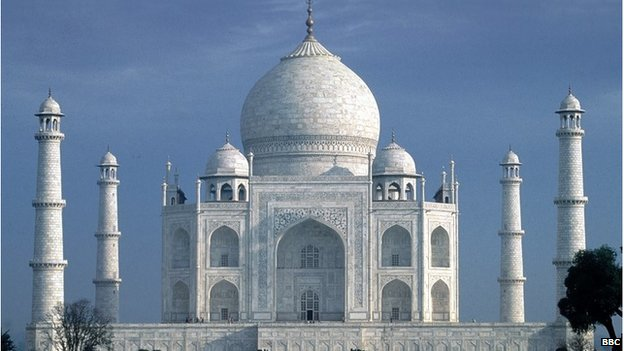 Was the Taj Mahal built out of guilt?