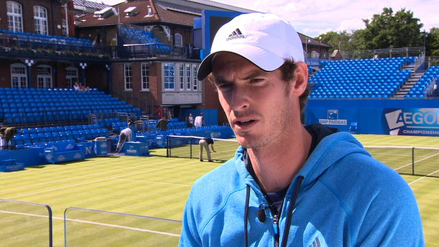 Andy Murray explains why he chose new coach Amelie Mauresmo