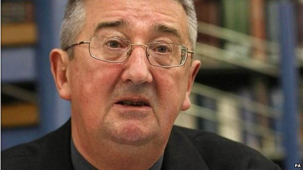 Archbishop of Dublin Diarmuid Martin