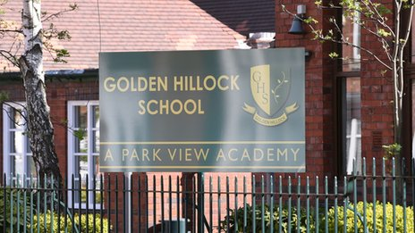 Golden Hillock School