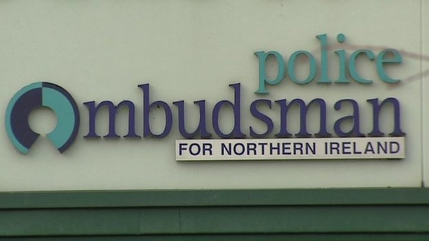 Police Ombudsman for Northern Ireland sign