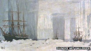 Dundee Antarctic Whaling Expedition (1892-1893) by William Gordon Burn-Murdoch