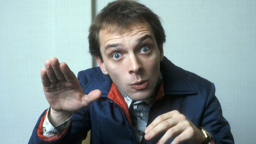 Rik Mayall as Kevin Turvey
