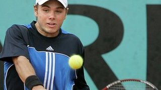 Stanislas Wawrinka won the Junior French Open in 2003