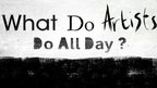What Do Artists Do All Day? logo