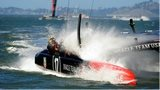 Oracle Team USA in 2013 Americas Cup