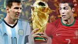 World Cup 2014: Messi and Ronaldo