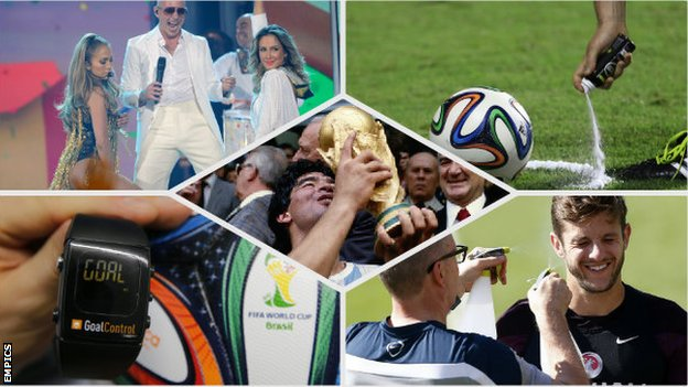 Eight things you need to know about the World Cup