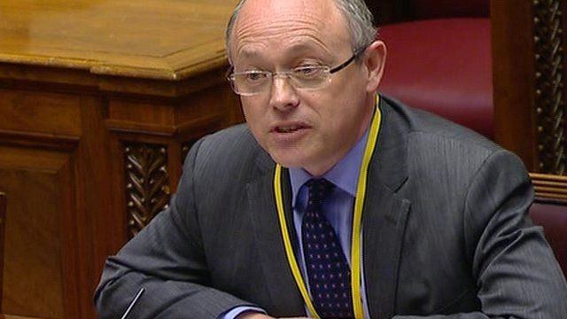 Barra McGrory QC answered questions about the On the Runs scheme at the Northern Ireland Affairs Committee