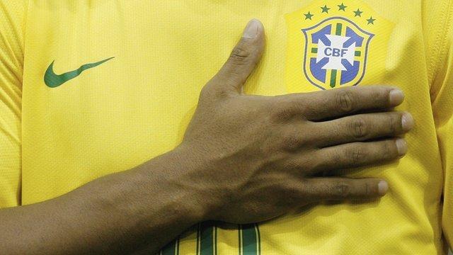 Lineker in Brazil: The Beautiful Game