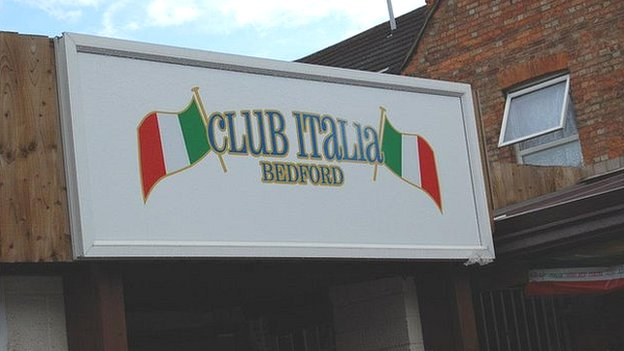 Club Italia, Bedford