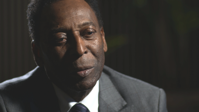 World Cup legend Pele