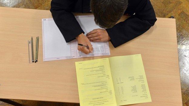 Anonymous school student