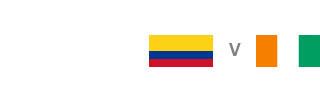 Colombia v Ivory Coast