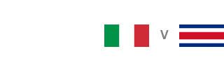 Italy v Costa Rica