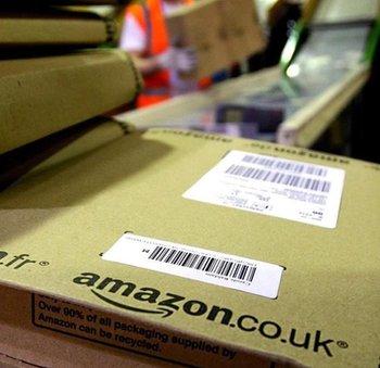 Amazon parcels