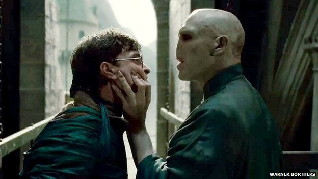Still from Deathly Hallows