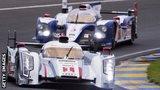 Audi, Toyota Le Mans