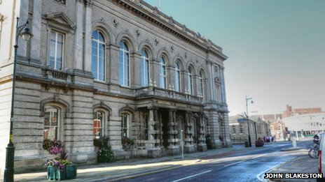 Grimsby Town Hall