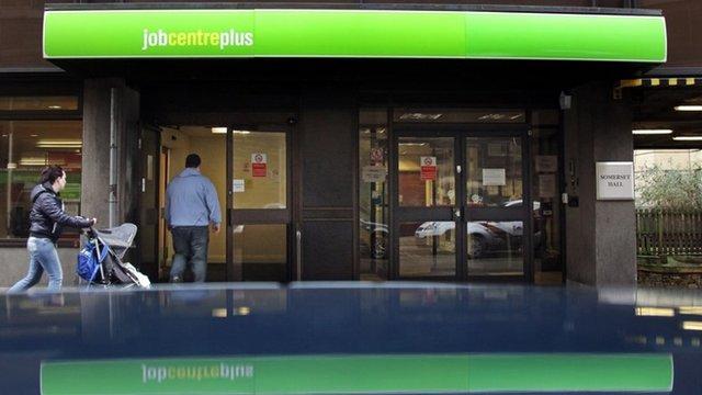 JobCentre Plus in Bath