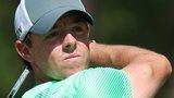 Rory McIlroy practises at Pinehurst on Tuesday