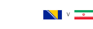 Bosnia Hercegovina v Iran