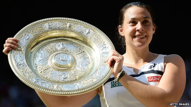 Ladies Singles Championship Plate