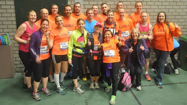 Southend Flyers running club