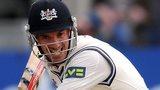 Michael Klinger batting for Gloucestershire