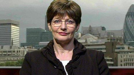 Dame Julie Mellor