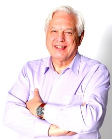 The BBC's World Affairs Editor, John Simpson