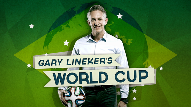 Gary Lineker's World Cup